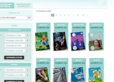 Un site internet flambant neuf pour Éducation Santé (1ère partie)