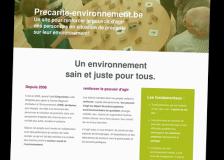 Un nouveau site Internet pour un environnement sain et juste pour tous !