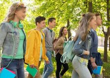 85 % des adolescents francophones sont très satisfaits de leur vie !