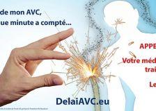 Campagne 2017 « Lors de mon AVC, chaque minute a compté… »