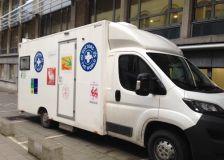 Dans le Hainaut, un nouveau bus médical à la rencontre des exclus des soins