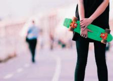 Plaisirs et enjeux du skate