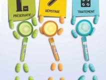 Dépistage du VIH: dépistage décentralisé et démédicalisé