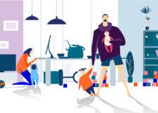 Burnout parental : le poids d'une culture individualiste?