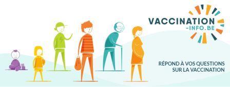 Une question sur la vaccination ? Un réflexe, www.vaccination-info.be Le nouveau site de référence belge francophone en matière de vaccination
